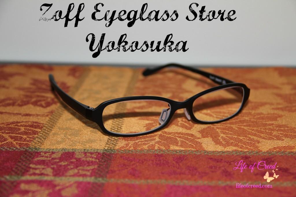 Zoff Eyeglass Yokosuka in More's City Shopping Center