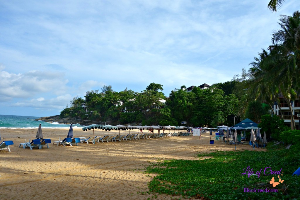 Kata Noi Beach, Katathani Hotel, Thailand, Phuket