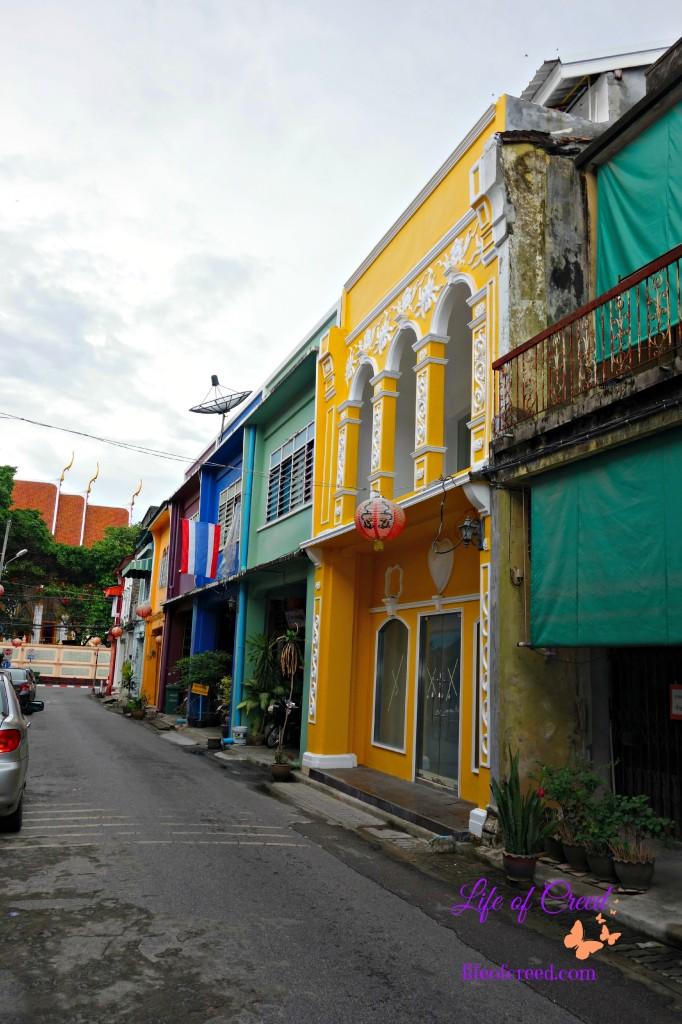 Old Town Phuket, Thailand