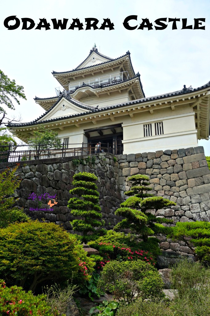 castles in Japan, Odawara Castle, Odawara, Japan
