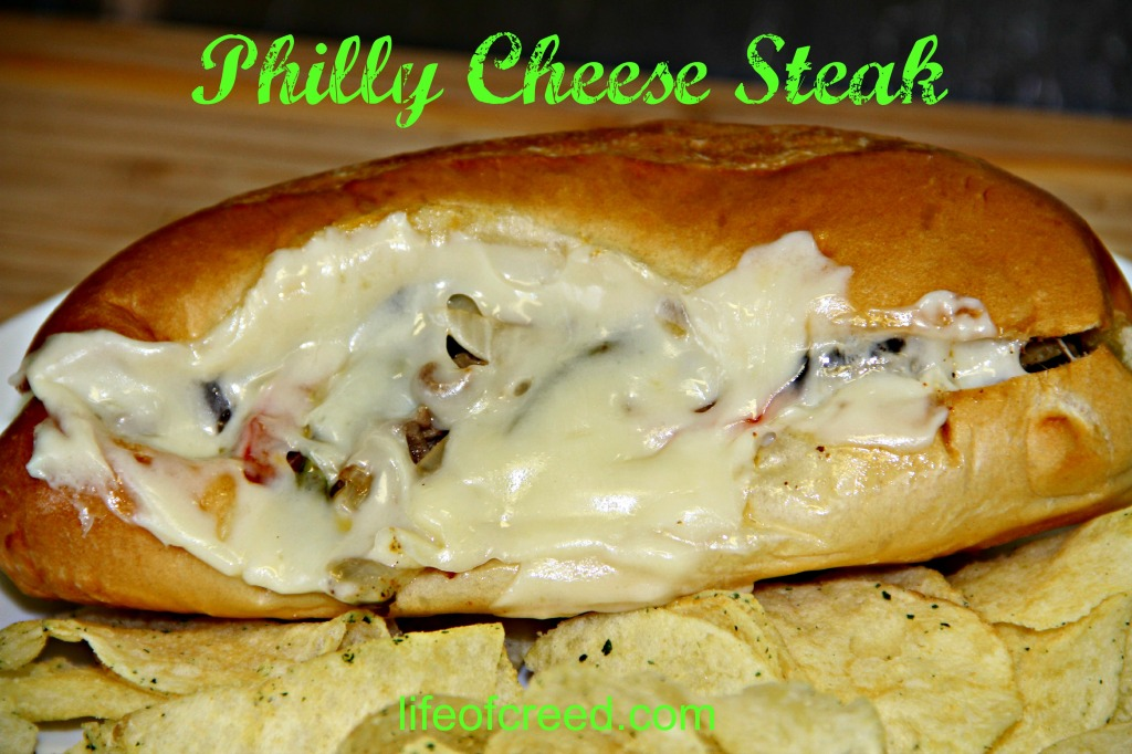 Philly Cheese Steak Recipe