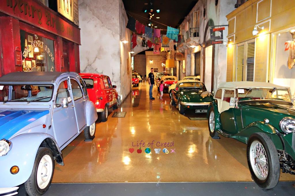 History Garage in Tokyo Japan.
