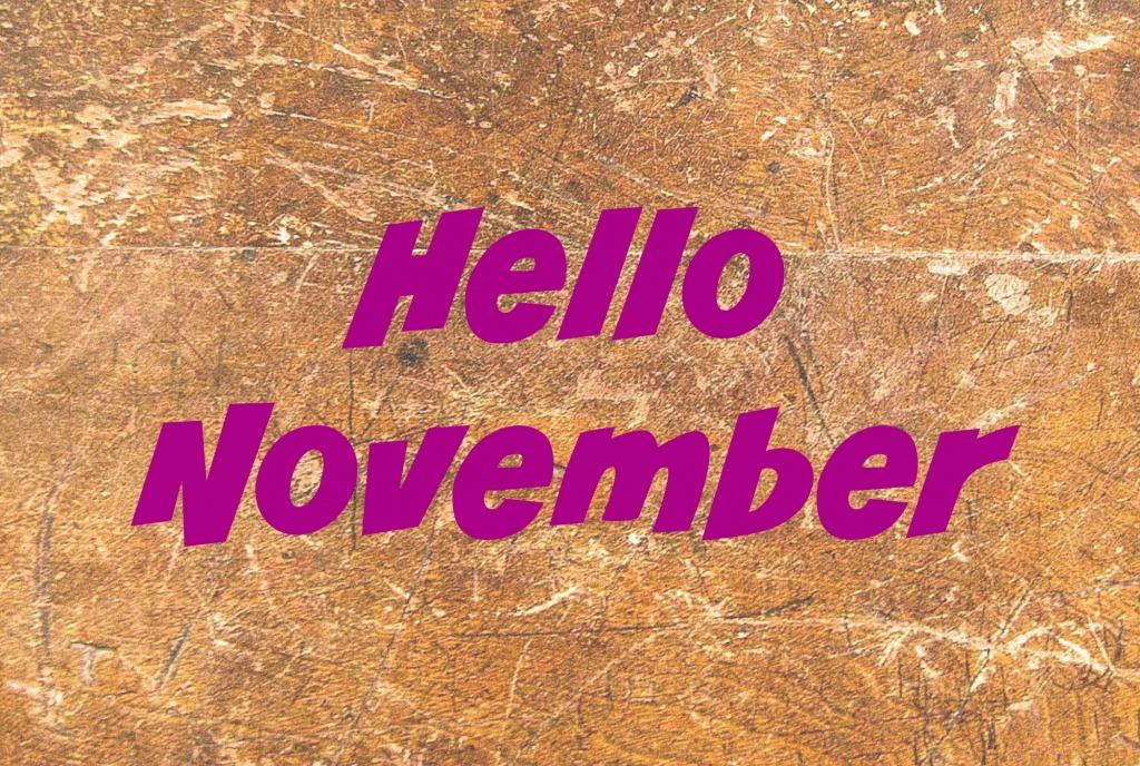 hello november itsnasb - photo #20