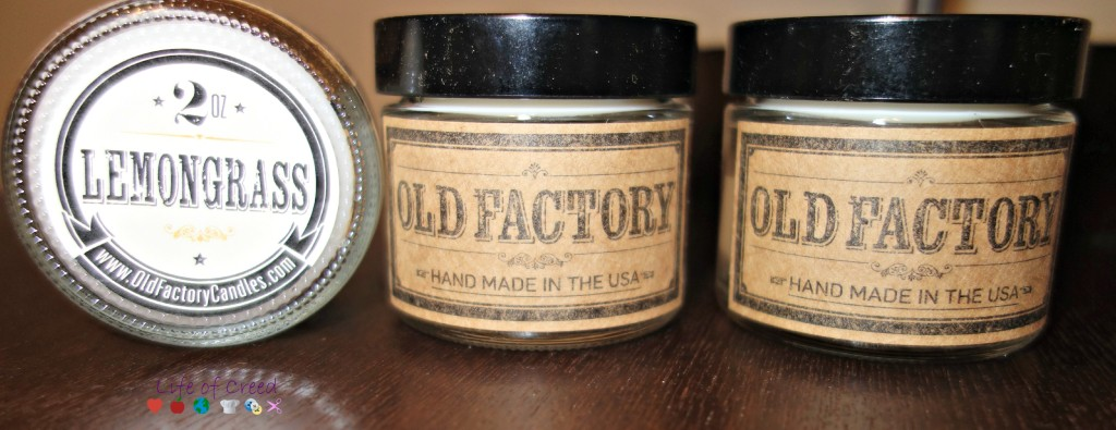 Old Factory Candle Gift Set Review via @Lifeofcreed