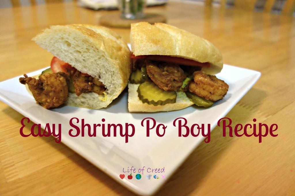 Shrimp Po Boy 00