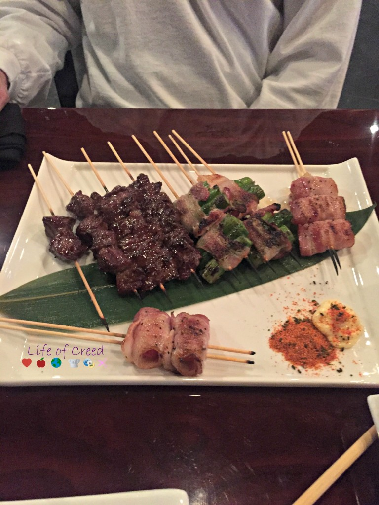 Sake restaurant review via @LifeofCreed