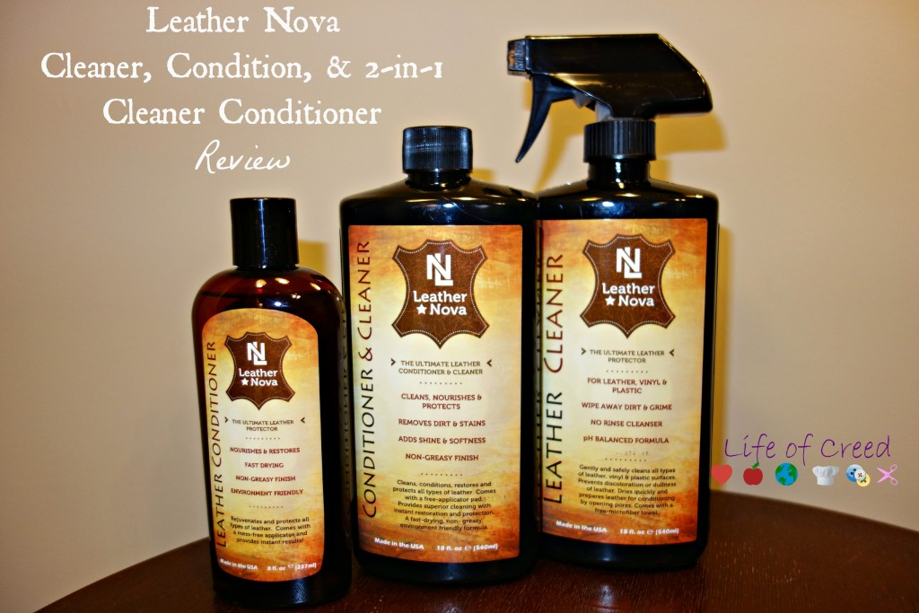 Leather Nova Review via @LifeofCreed