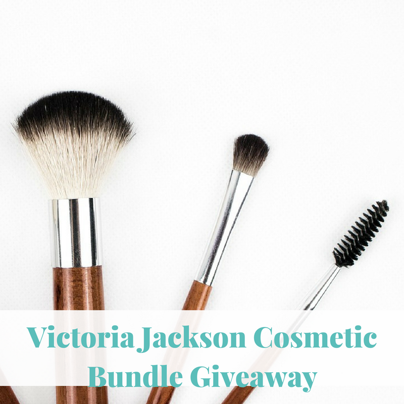 Victoria Jackson Cosmetic Bundle Giveaway