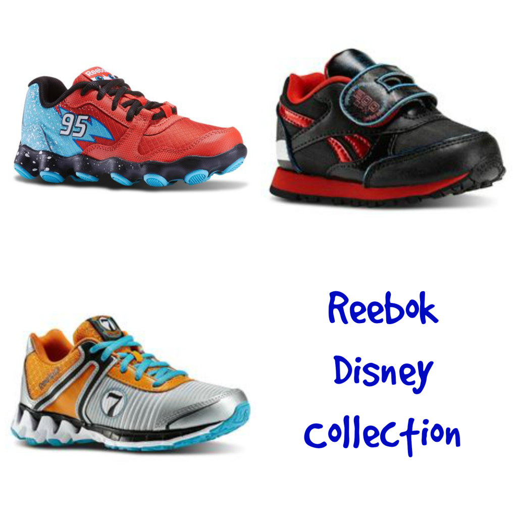 Reebok Disney Collection via @Lifeofcreed