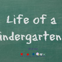 Life of a Kindergartener via @LifeofCreed