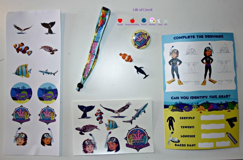 Junior Explorers Review via lifeofcreed.com @lifeofcreed