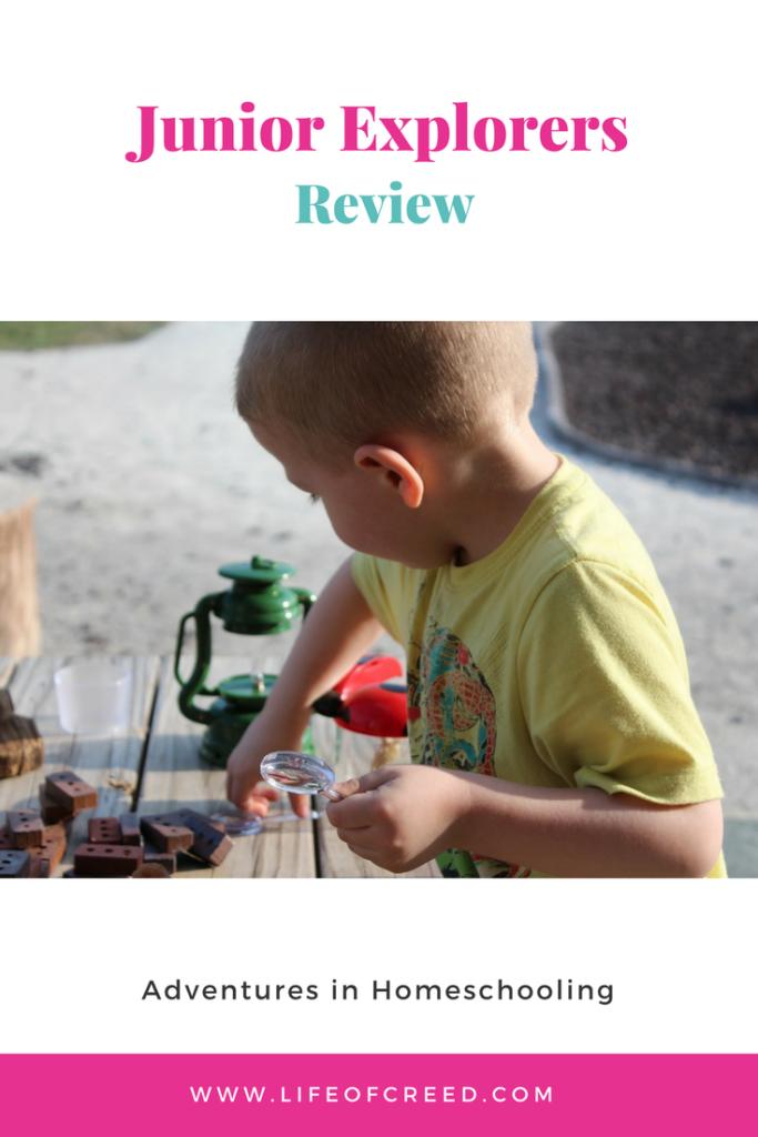Junior Explorers | Review