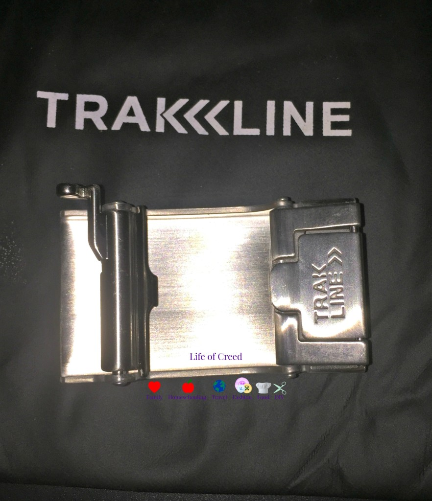 Trakline belt review via lifeofcreed.com @lifeofcreed