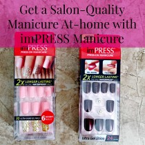 Attention Moms: Get a Salon-Quality Manicure At-home with imPRESS Manicure