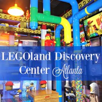 LEGOland discovery center atlanta via @lifeofcreed lifeofcreed.com