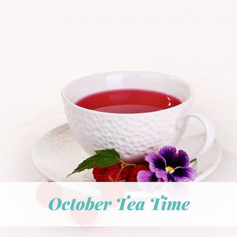 October Tea Time