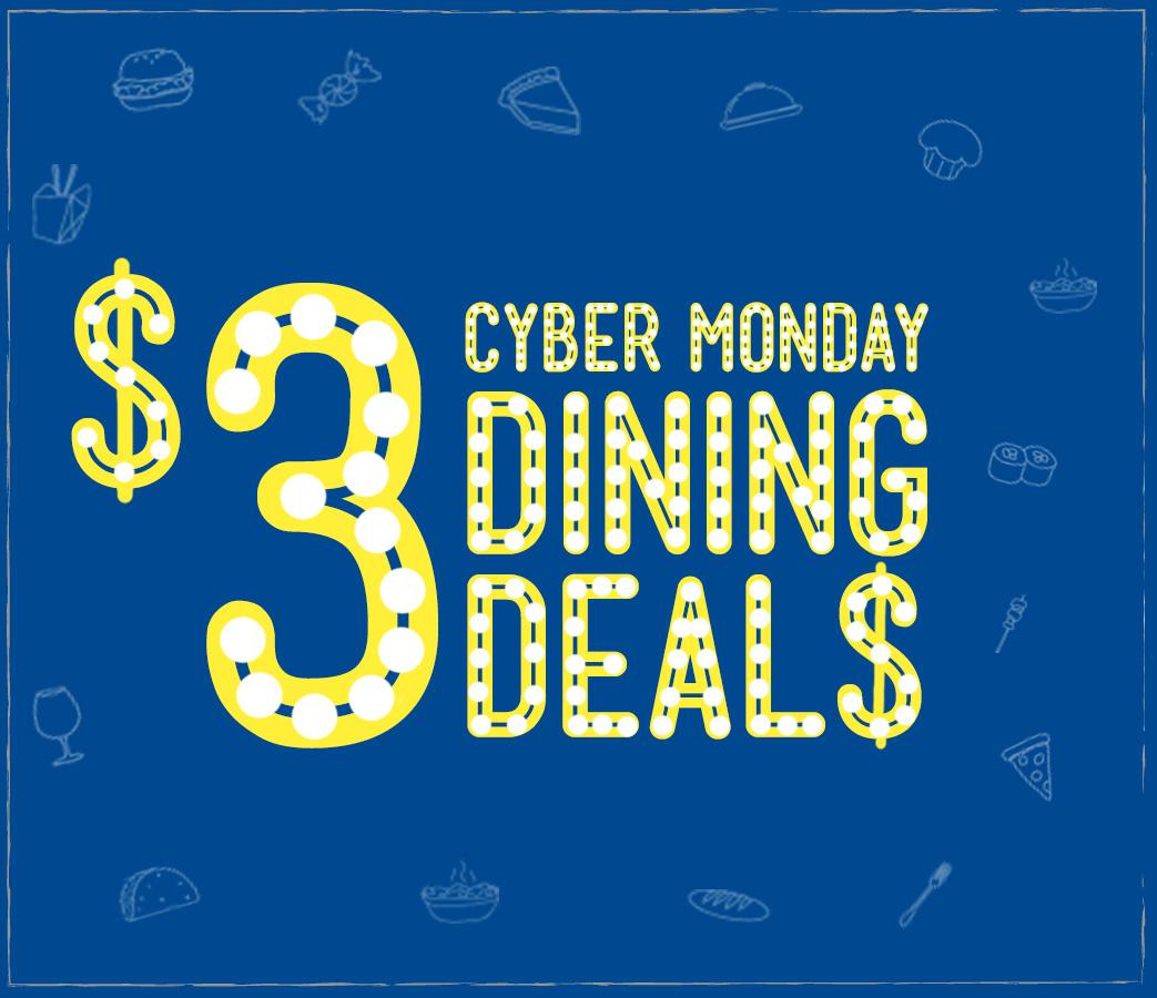 Restaurant.com Cyber Monday Sale