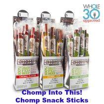 Chomp Into This! Chomp Snack Sticks! review via lifeofcreed.com @lifeofcreed