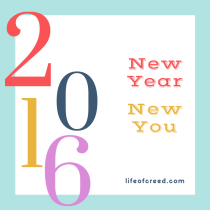 New Year New You via lifeofcreed.com @lifeofcreed