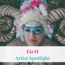 Welcome to The Liz O Show.  You are in for a treat!  This girl has a beautiful voice. Liz O makes you want to get up and dance.