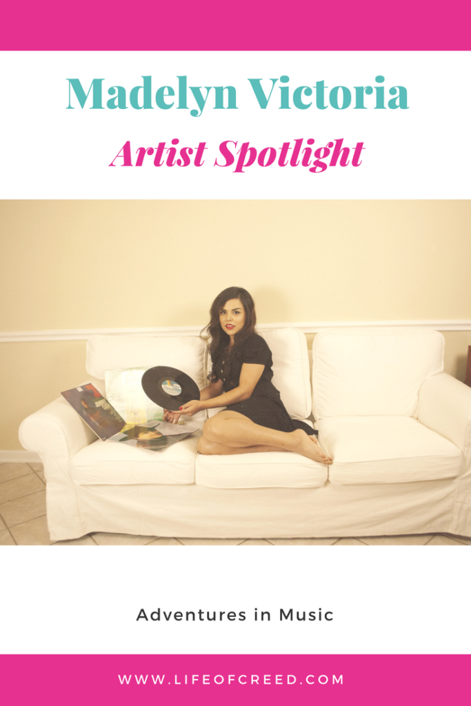 """Today's Artist Spotlight is a country singer hailing from the great State of Texas. You have heard it's """"bigger in Texas"""" well, Madelyn Victoria has a big voice. Madelyn Victoria has a powerhouse voice."""