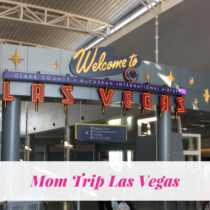 Mom Trip Las Vegas - But it was time to plan a Mom Trip! I researched a place that I could go, solo, but also be able to enjoy myself. Well, Las Vegas won! I would be able to shopping, go to the spa, eat great food, and entertain myself (casino).