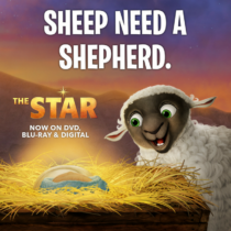 THE STAR is a animated comedy that follows a small but brave donkey name Bo (voiced by Steven Yeun, The Walking Dead), who yearns for a life beyond his daily grind at the village mill. He finds courage one day to break free and finally goes on the adventure of his dreams.