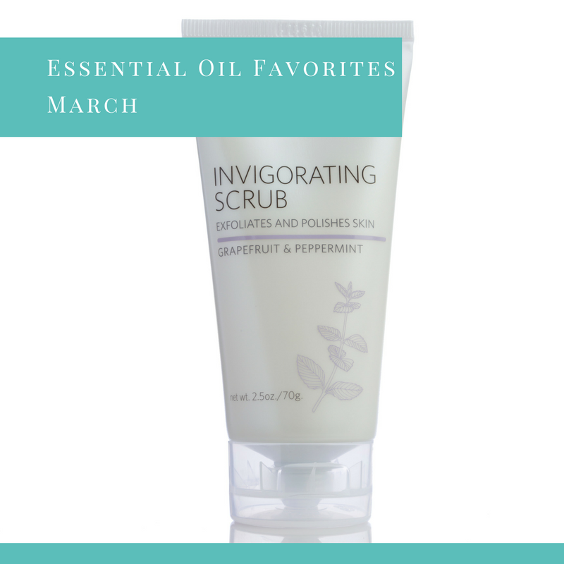 Essential Oil Favorites | March