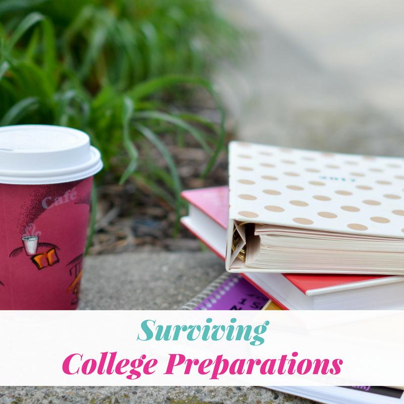 Surviving College Preparations, Kid + Parent Guide