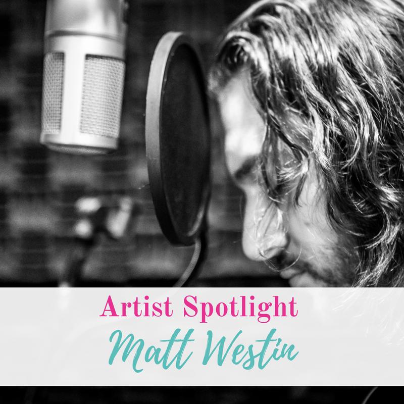 Artist Spotlight  Matt Westin